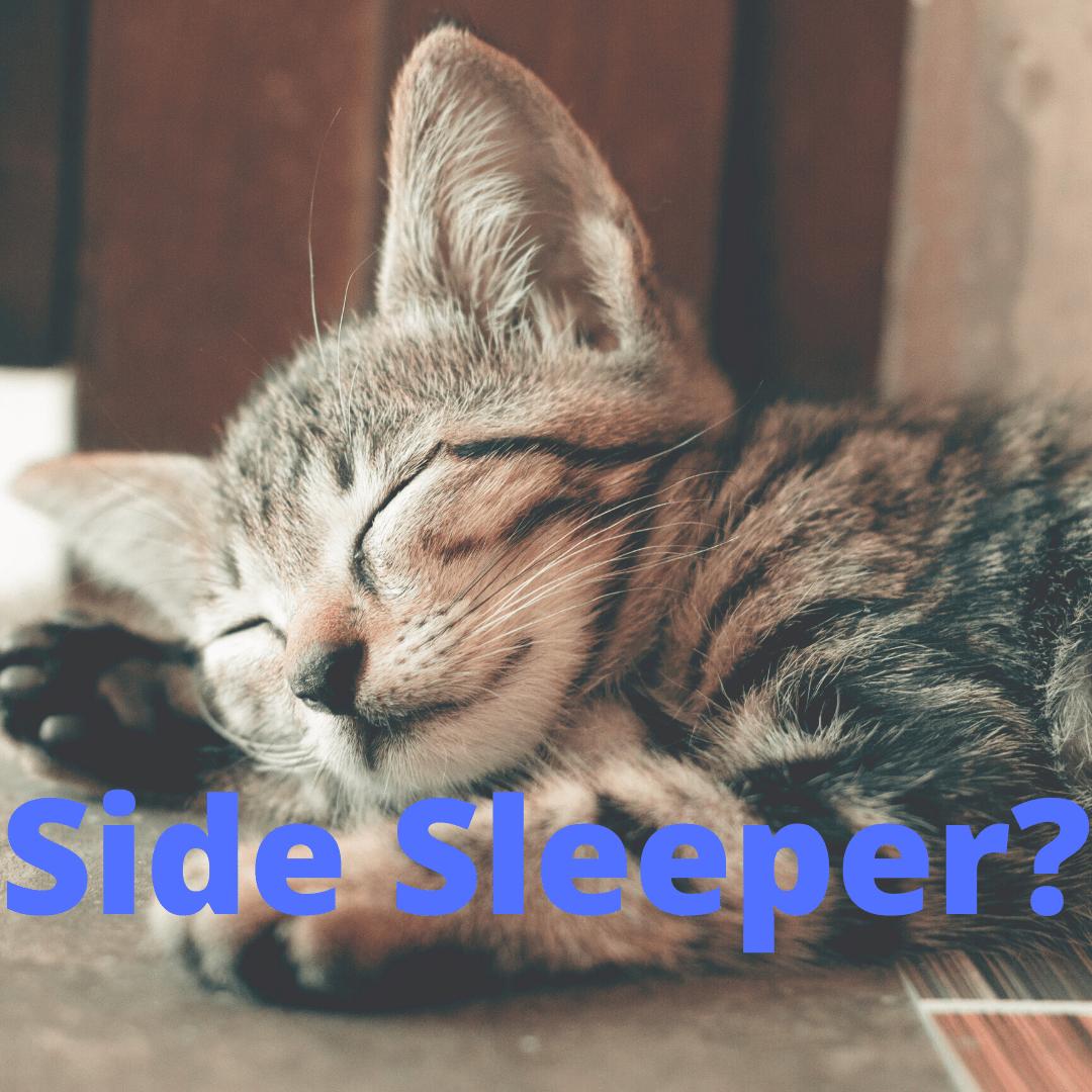 Side Sleeper Neck Pain