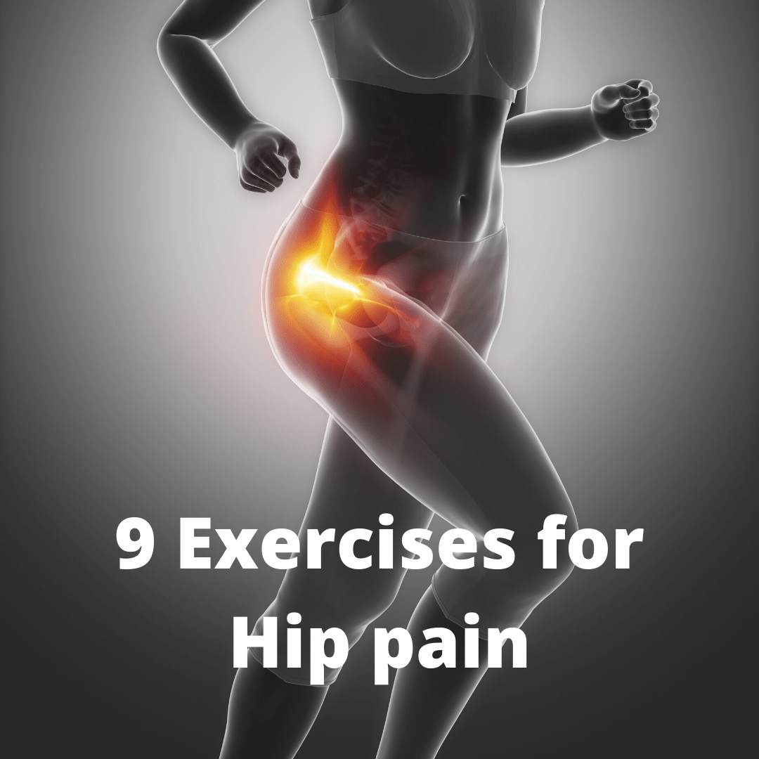 9 Exercises for Hip pain