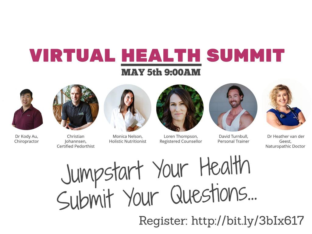 virtual heath event