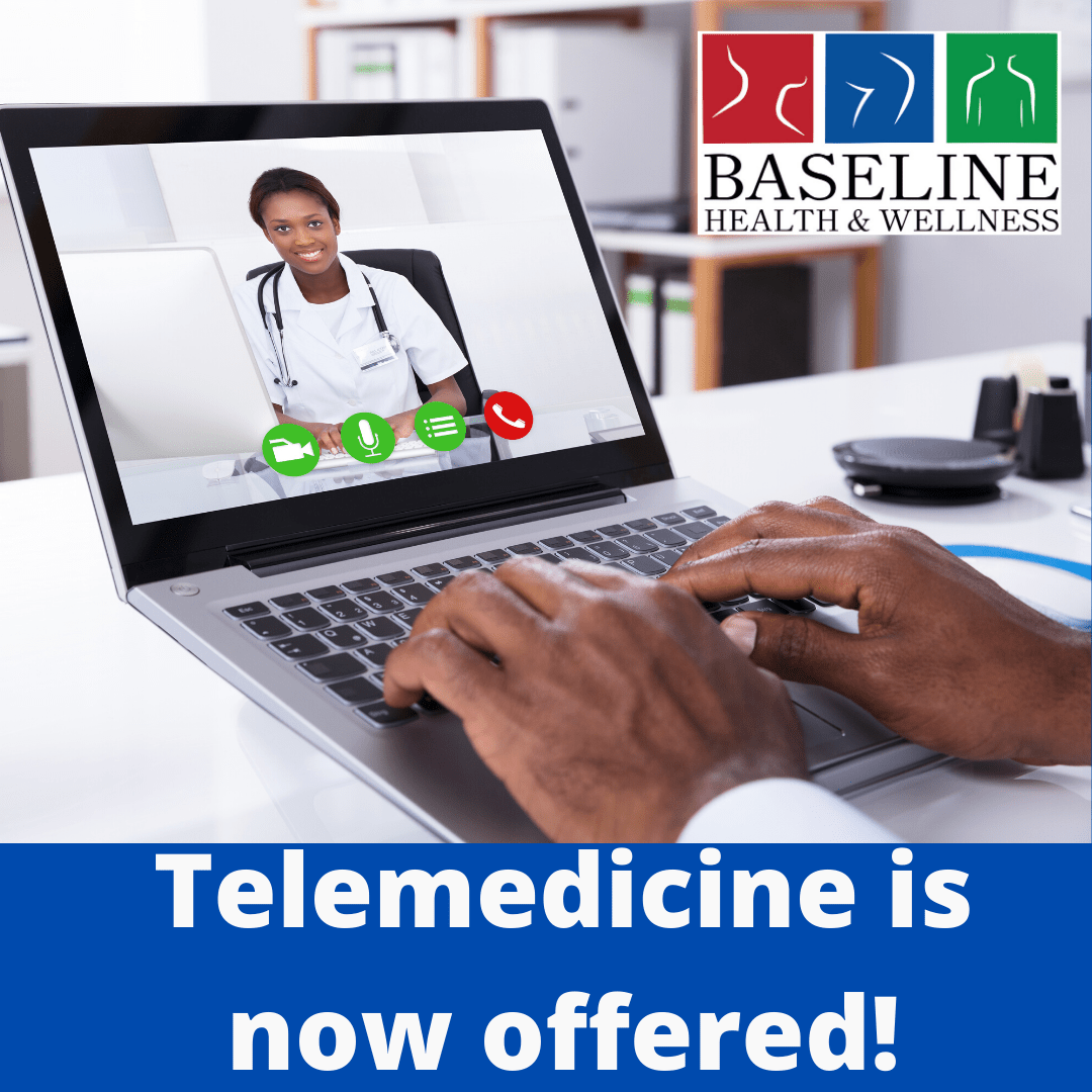 Baseline is now offering Telemedicine!