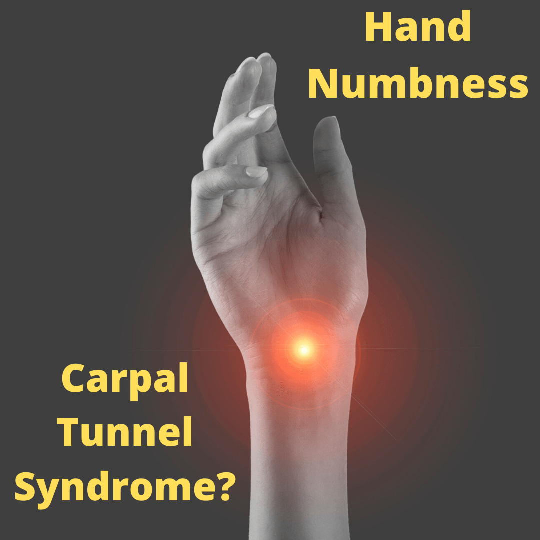 Hand Numbness Is it Carpal Tunnel Syndrome