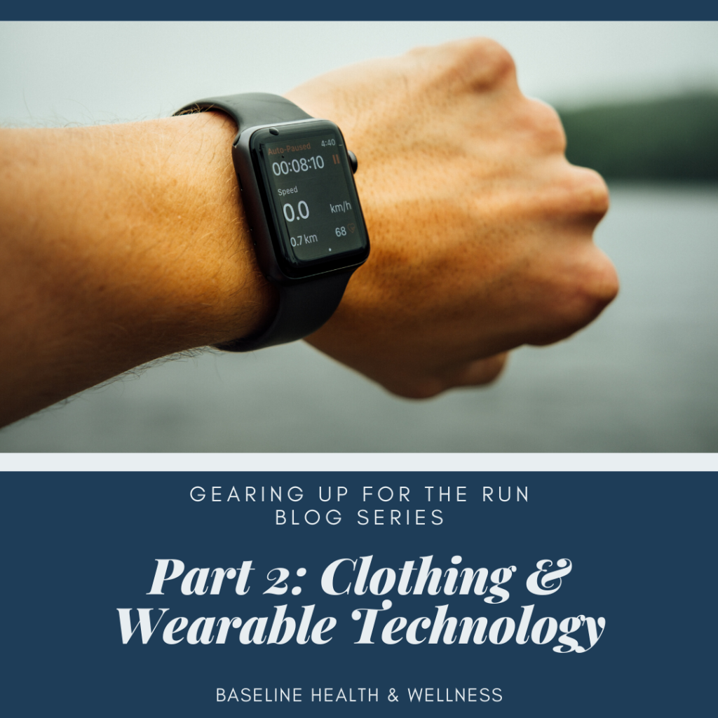 Running Clothing and Gear