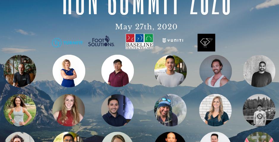 Vancouver Virtual Run Summit 2020