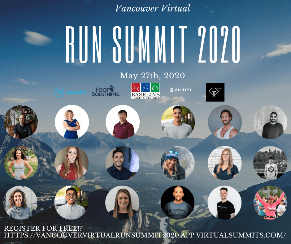 Vancouver Virtual Run Summit 2020