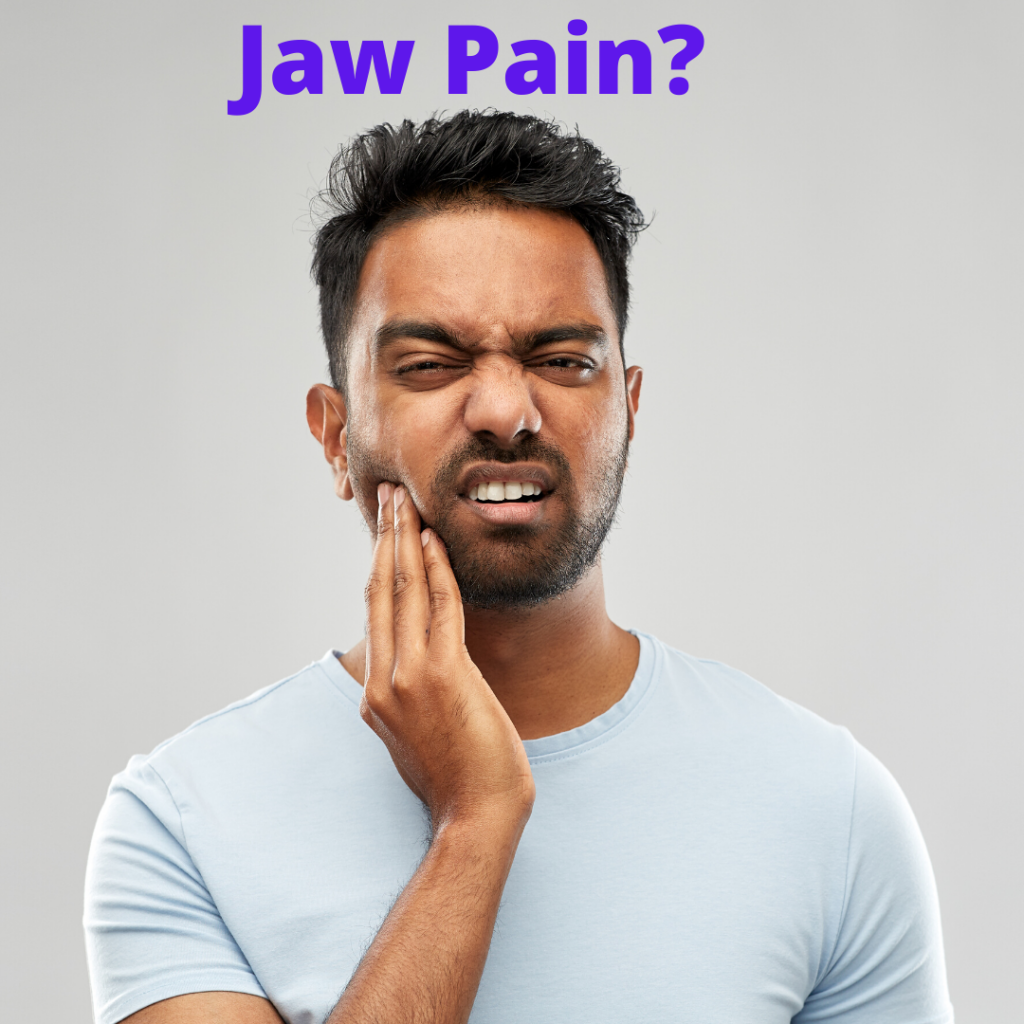 Jaw Pain, TMJ, Chiropractic, Physiotherapy, Massage Therapy