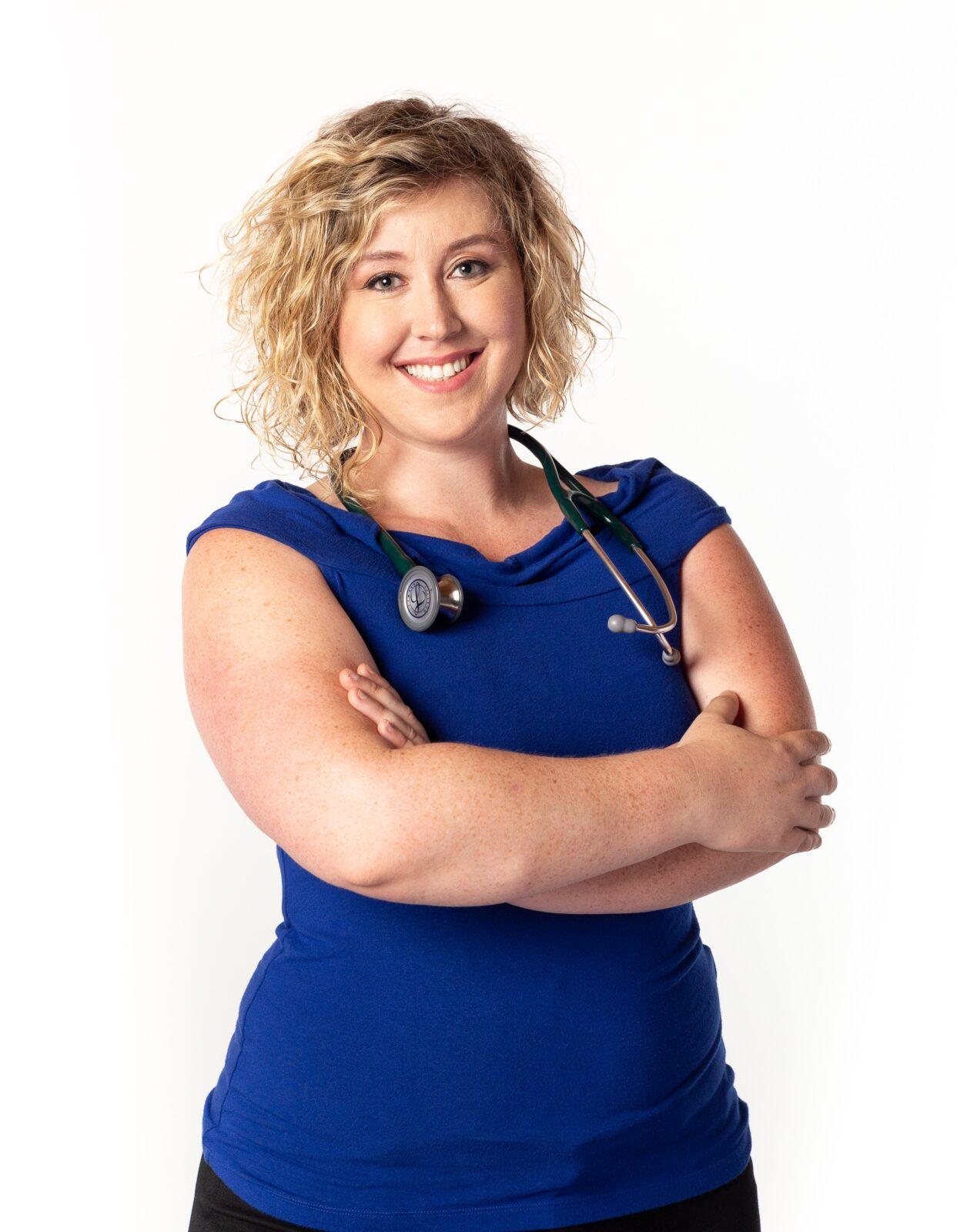 Dr. Heather van Der Geest, Naturopathic Doctor, Naturopath, Sports Medicine, Injections