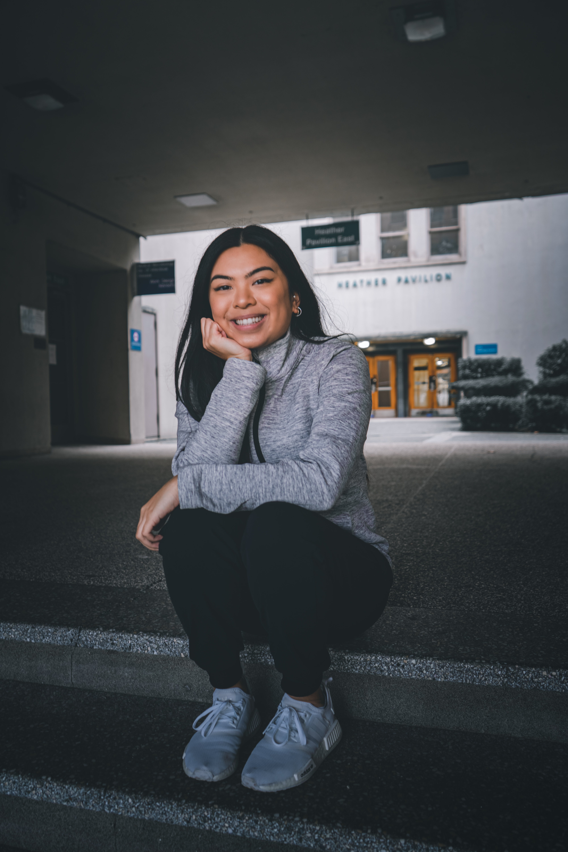 Bianca Magdangal, Vancouver Kinesiologist