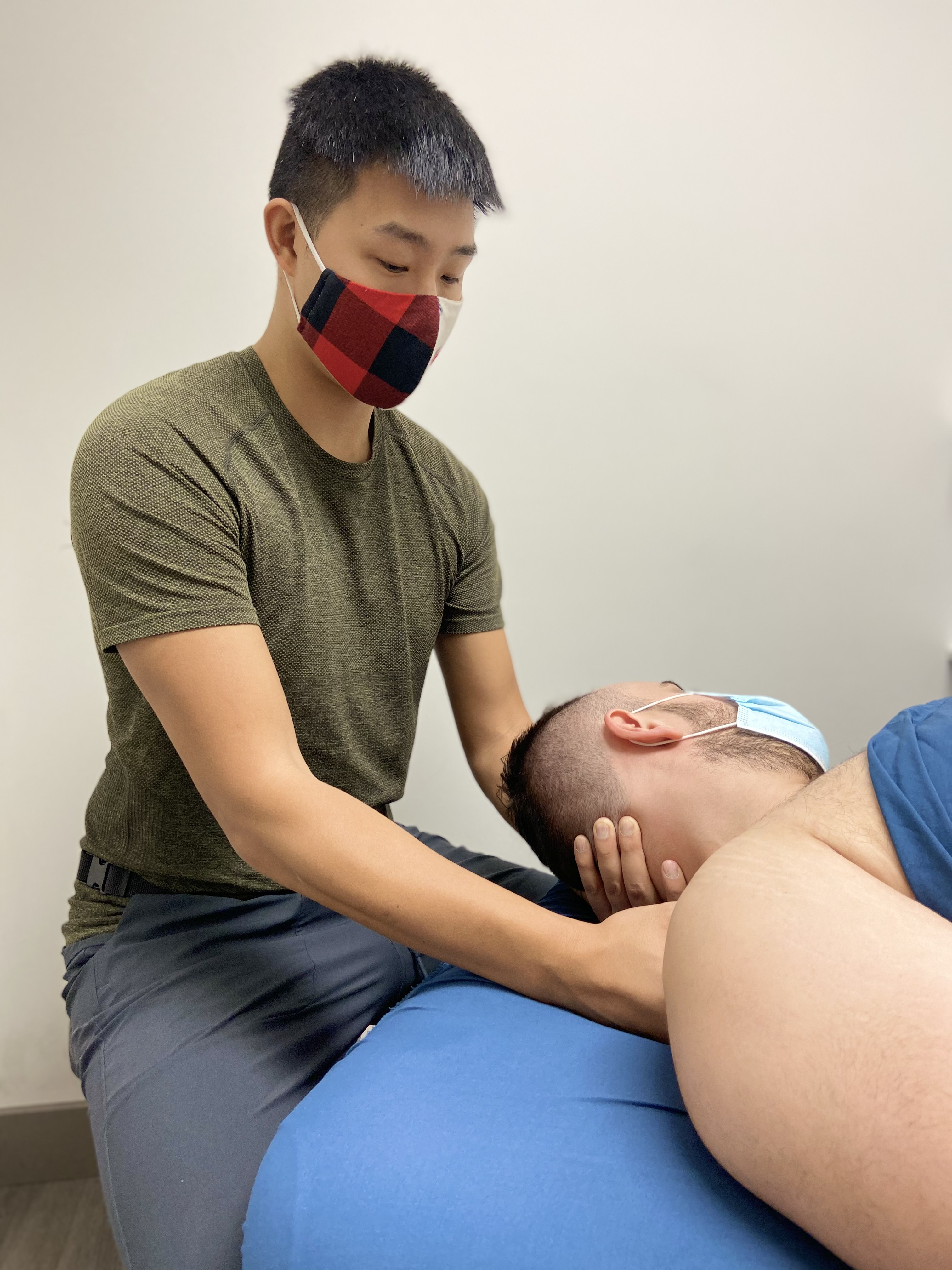 Shoulder Pain Massage Therapy