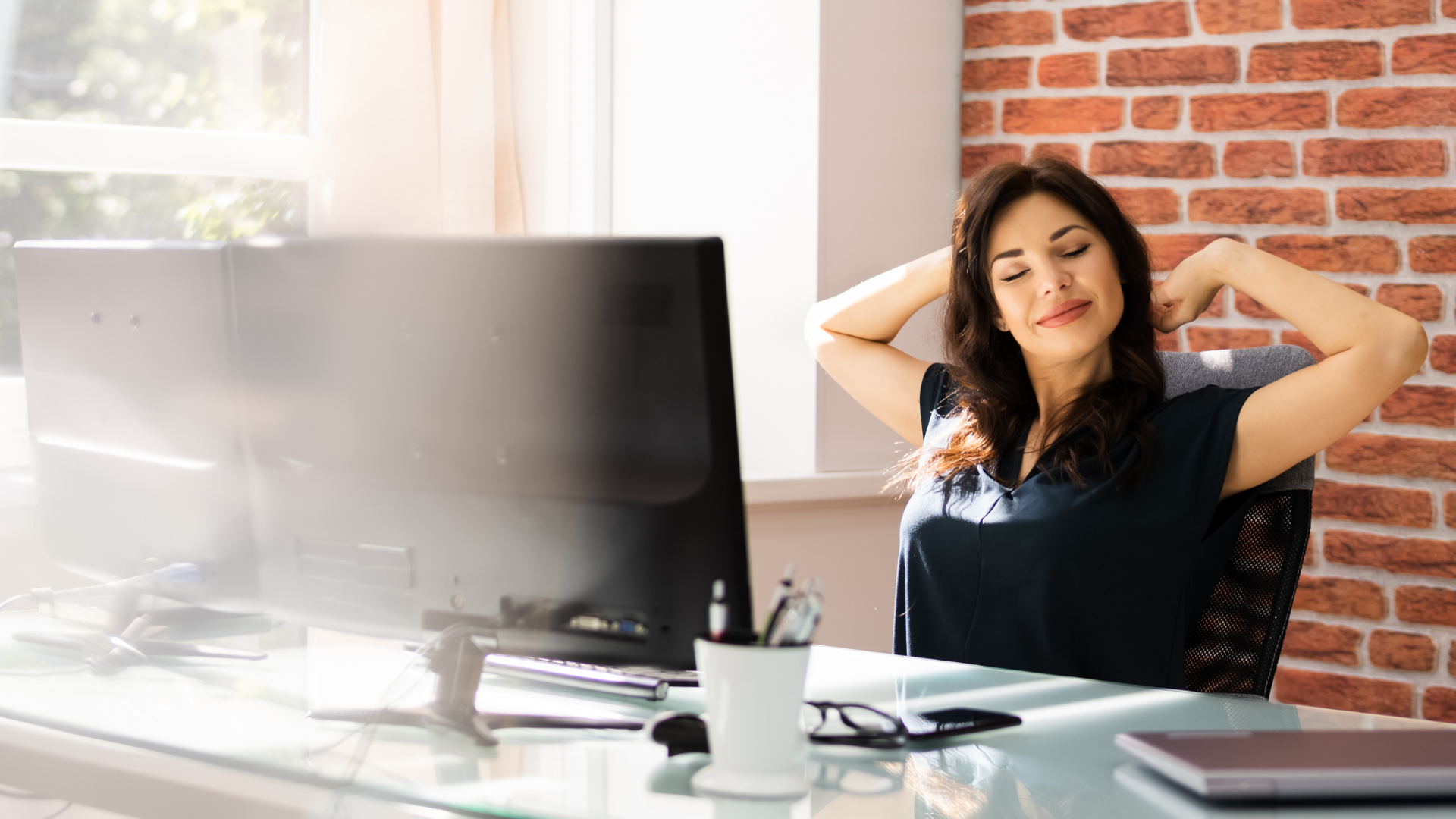 Benefits of Treatment for Desk Workers