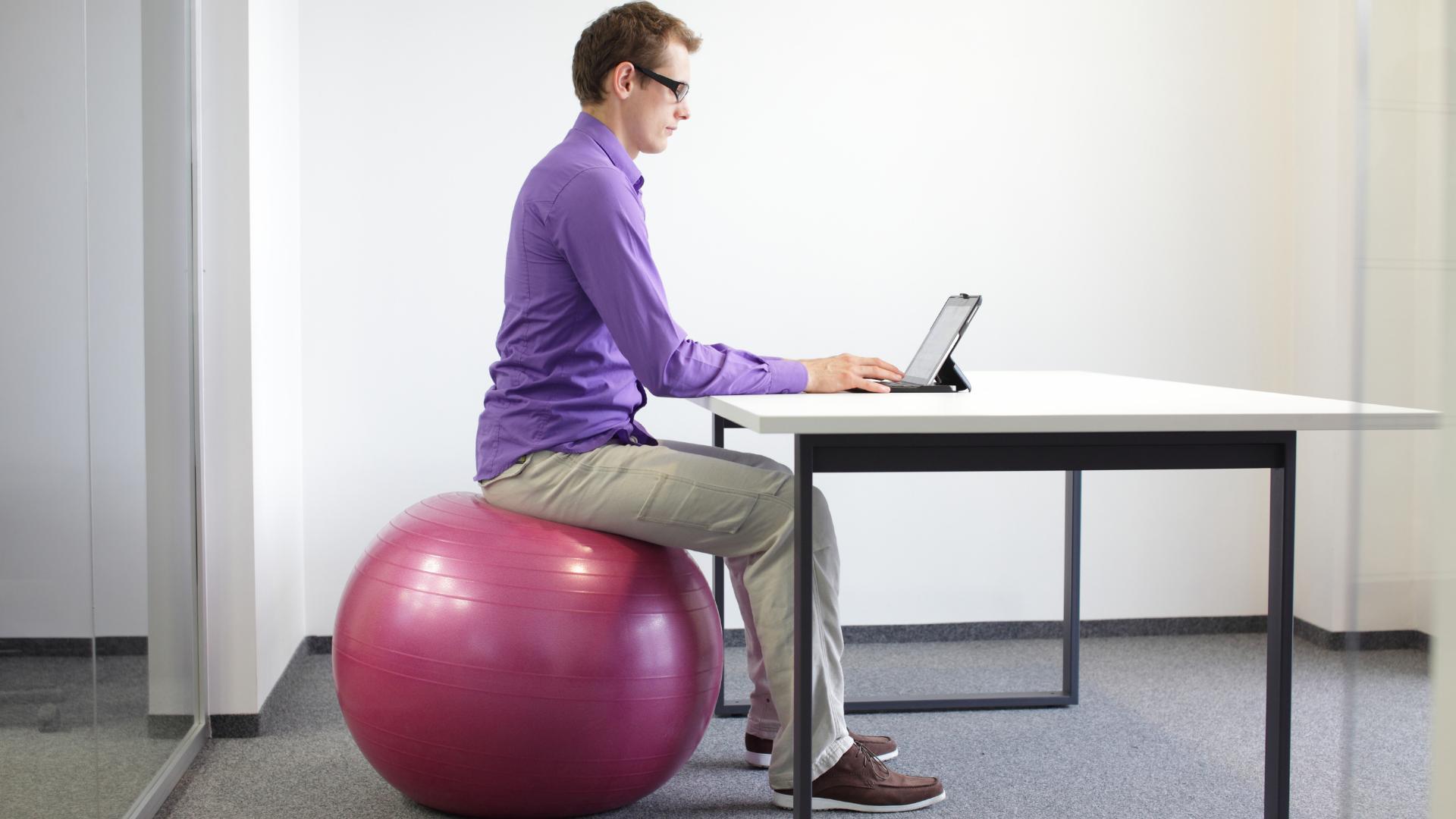 Best Posture is your next posture